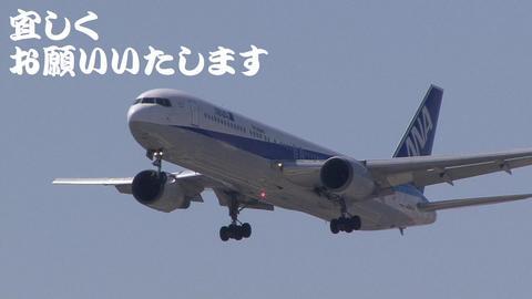全日本空輸 JA8274@東京国際空港