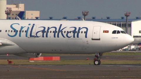 スリランカ航空 4R-ADB