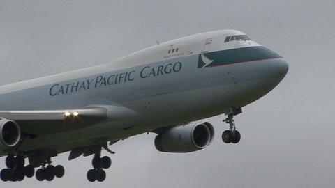 キャセイパシフィック航空 B-HUH