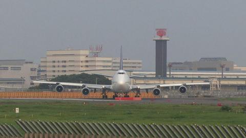 タイ国際航空 HS-TGA