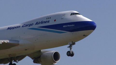 日本貨物航空 JA01KZ