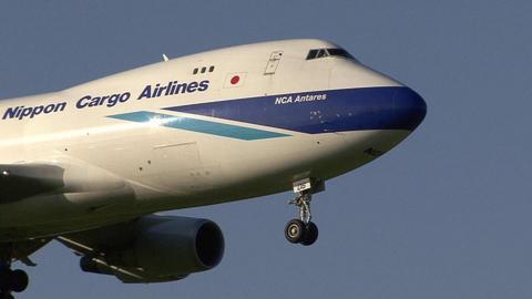 日本貨物航空 JA06KZ 『NCA アンタレス』