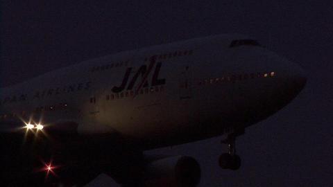 日本航空 JA8087 FX7では、これが限界かな?(^^;)