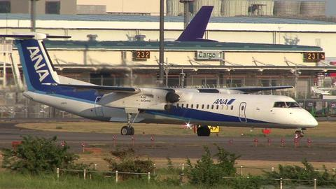 全日本空輸 - エアーニッポンネットワーク - エアーセントラル JA847A