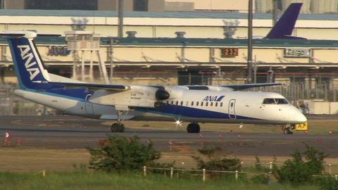 全日本空輸 - エアーニッポンネットワーク - エアーセントラル JA854A