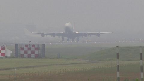 日本航空 JA8911 ~RWY34Lからの離陸を、さくらの山から…~