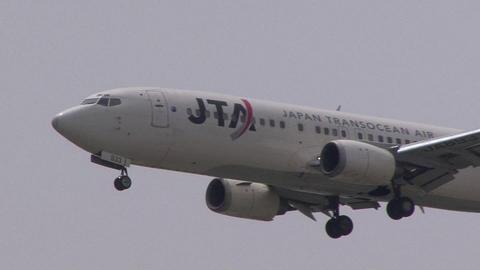 日本トランスオーシャン航空 JA8933