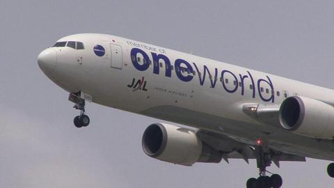 日本航空 JA8980