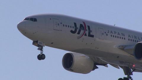 日本航空 JA8985