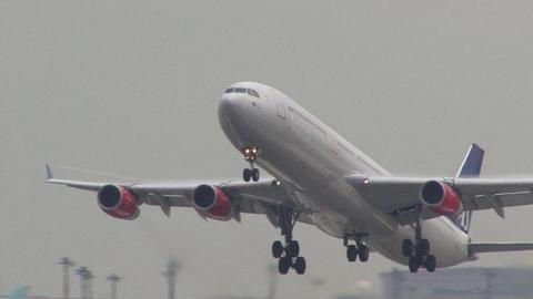 スカンジナビア航空 OY-KBD